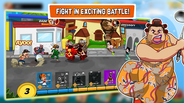 [Free] Funny Heroes - Strategy game with humor!-gameplay-eng.jpg