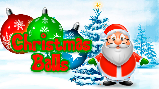 [free] [arcade,casual,puzzle] Bubble Shooter Christmas Balls-1280.png