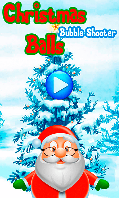 [free] [arcade,casual,puzzle] Bubble Shooter Christmas Balls-sc1.png