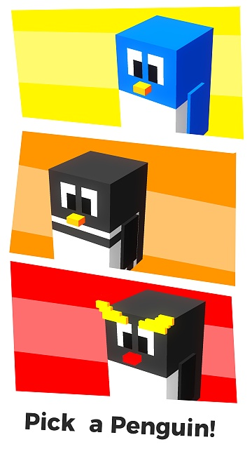 [ADDICTIVE][NEW] Icy Penguin - Run and Fly game!-screen1.jpg