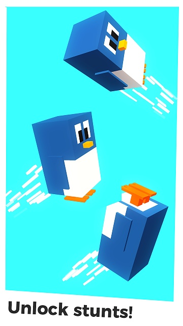 [ADDICTIVE][NEW] Icy Penguin - Run and Fly game!-screen3.jpg