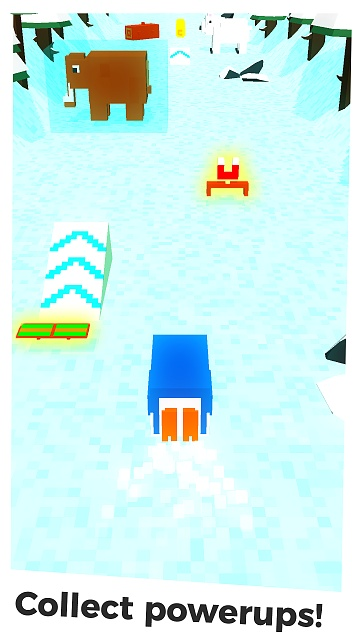 [ADDICTIVE][NEW] Icy Penguin - Run and Fly game!-screen5.jpg