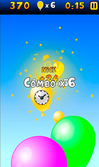 [FREE][GAME] Tap Pop Balloon - Combo Party-screenshot_raw_2.jpg