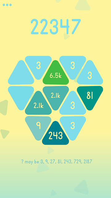 [GAME][FREE][4.0.3+] Triii - game about triangles and the number 3-1.png