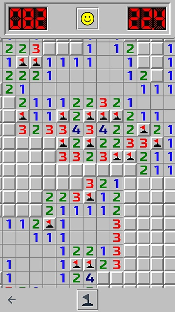[GAME][FREE][4.0.3+] Minesweeper GO - classic puzzle-scr_01.jpg