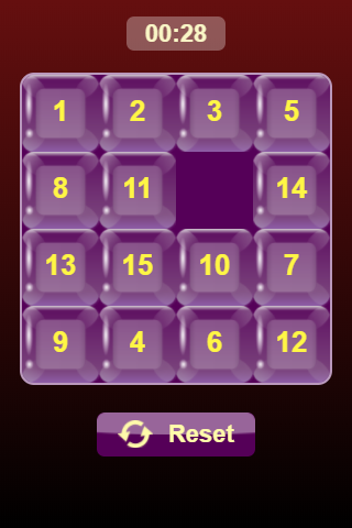 Jewelry Fifteen puzzle game - Android Forums at