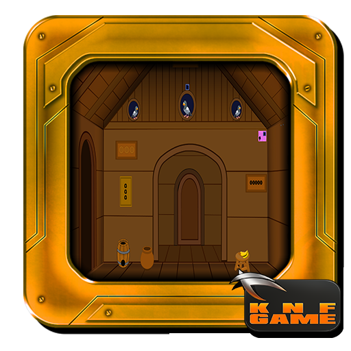 Knf Wooden Cottage Escape-512.png