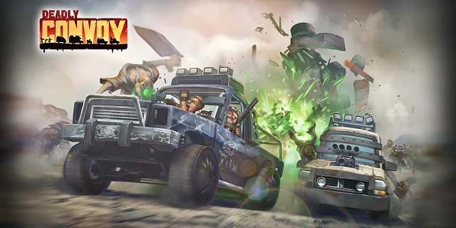 [DEV] [EARLY ACCESS] Deadly Convoy - A Epic Zombie Survival Game-cacooke.jpg