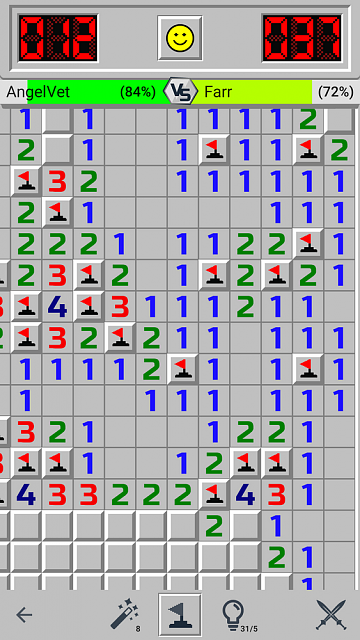 [GAME][FREE][4.0.3+] Minesweeper GO - classic puzzle-screenshot_2018-12-04-17-47-51-345_com.evolvegames.minesweepergo.png