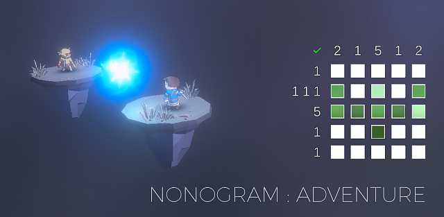 [FREE][GAME][4.1+] Nonogram Adventure - Paint-by-Numbers (android)-1024x500.png