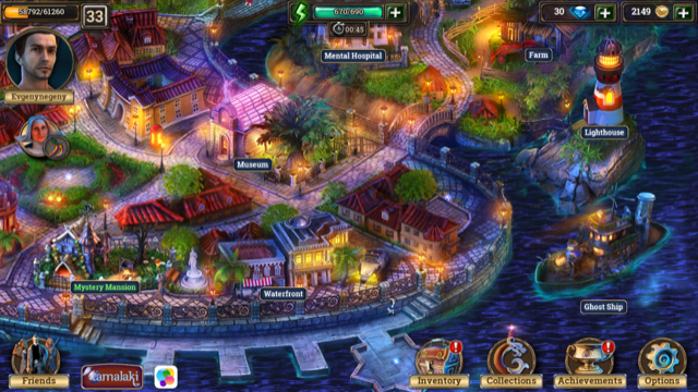[FREE][4.1+] Coastal Hill Mystery — hidden object game with hero customization & monster fights-coastalhill-screenshot-2.png