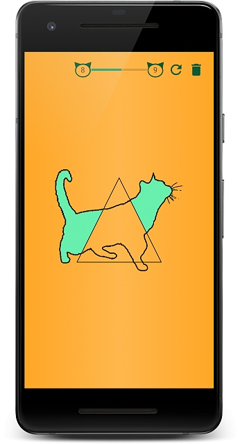 [FREE][GAME] Mint Cat - a new puzzle game where you need to find a cat-screenshot_20190701-220528_framed.jpg