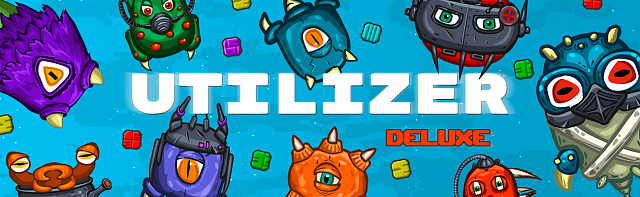 Utilizer Deluxe - arcade shooter mixed with a match 3 genre! [BETA]-cover_wide_2.png