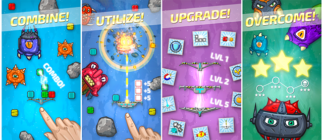 Utilizer Deluxe - arcade shooter mixed with a match 3 genre! [BETA]-utilizer_scr_all.png