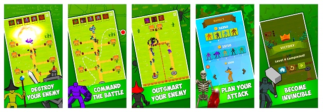 Tactic Master - Featured in the Indie Corner section of Google Play-preview.png.jpeg