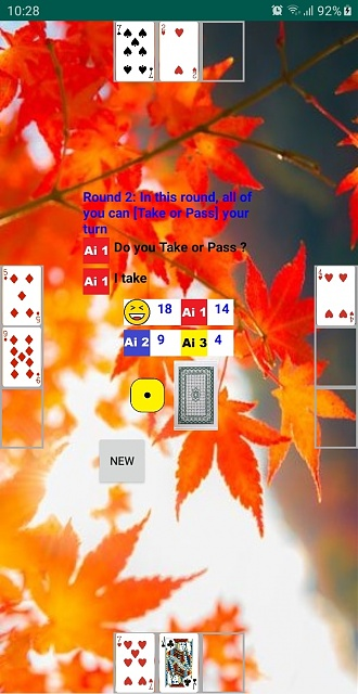[Game] Simple Black Jack: You and 3 AI-01.jpg
