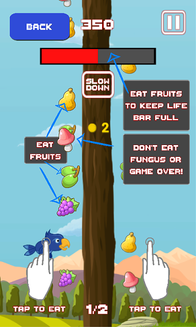 [GAME] [FREE] - Hungry Bird - try to feed your bird - new android game-screnn_07.png