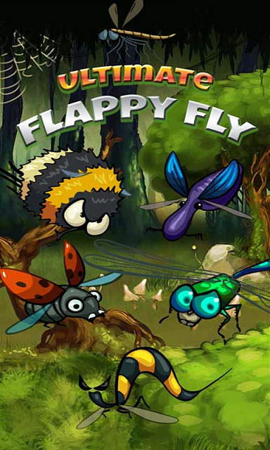 [FREE][GAME] Ultimate Flappy Fly - Flap Like you never do before!-001.jpg