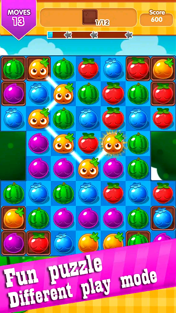 [GAME][FREE][MATCH3] Fruit Jam Puzzle - Match Line 🍓-screenshot_20200111-230547.png