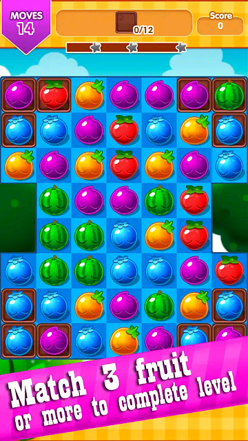 [GAME][FREE][MATCH3] Fruit Jam Puzzle - Match Line 🍓-screenshot_20200111-230536.png