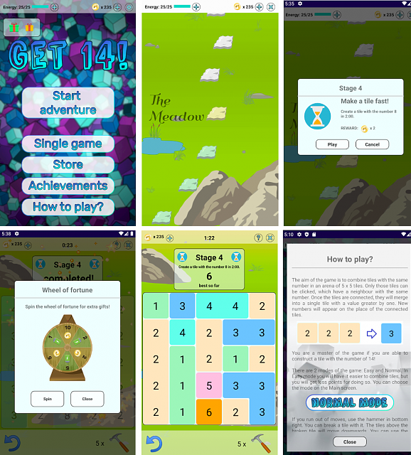 [FREE GAME] Get 14! - a time killer puzzle game-get-14-no-text-2.png