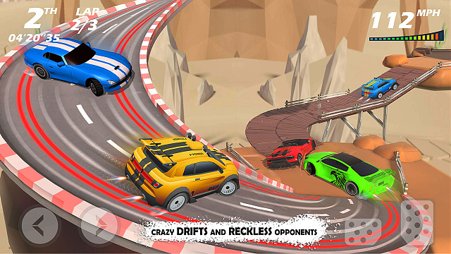 [Game][Free] Real Reckless Racing : Crazy Car Driving-1.jpg