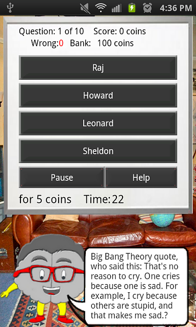 [GAME][FREE] BigBangology The Big Bang Theory Trivia Game-bigbangology-ss3-480x800.png