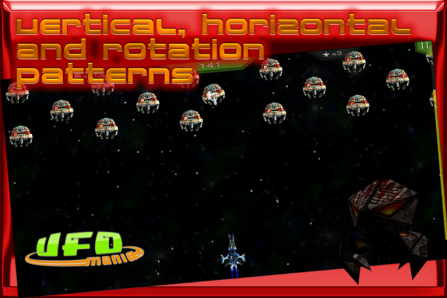 [FREE/2.2+] UFO Mania, Space Shooter Game-ss1-960.png