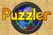 [Puzzler] New jigsaw-puzzle for Android with the ability to upload images from the gallery.-promo.png