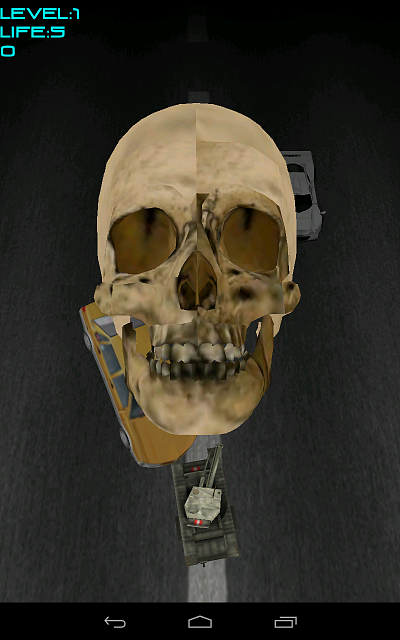 """New game """"Crash!"""" released on google play, free 3D game for android phone and pad !-_6_level1_skull.png"""