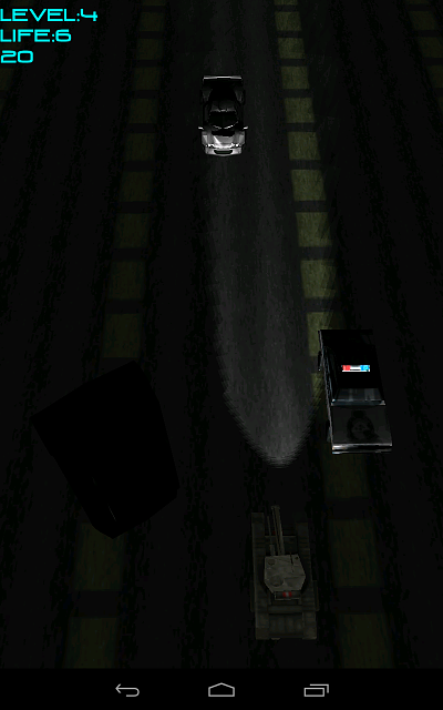 """New game """"Crash!"""" released on google play, free 3D game for android phone and pad !-_7_level4_police.png"""