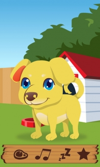[FREE][GAME][2.2+] Marley The Talking Dog-screen01-204x340.jpg