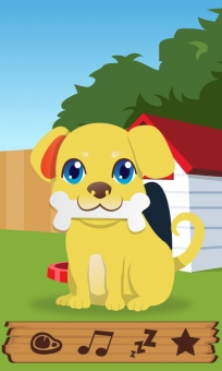 [FREE][GAME][2.2+] Marley The Talking Dog-screen02-204x340.jpg