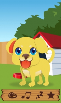 [FREE][GAME][2.2+] Marley The Talking Dog-screen03-204x340.jpg