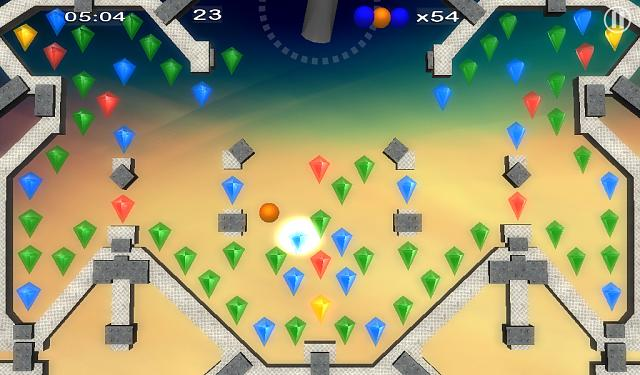 NEW FREE GAME on Android Market - CrystalBall! Crush crystals!-4.jpg