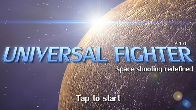 Universal Fighter... new free space shooting game for android-screenshot_1.jpg