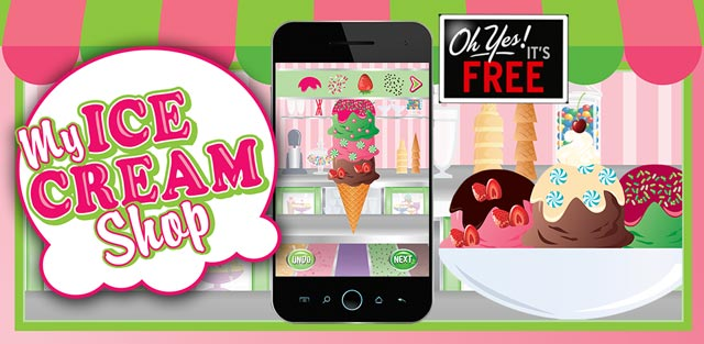 [FREE][GAME][2.1+] My Ice Cream Shop - Ice Cream Maker Game-icecream-featue-640px.jpg