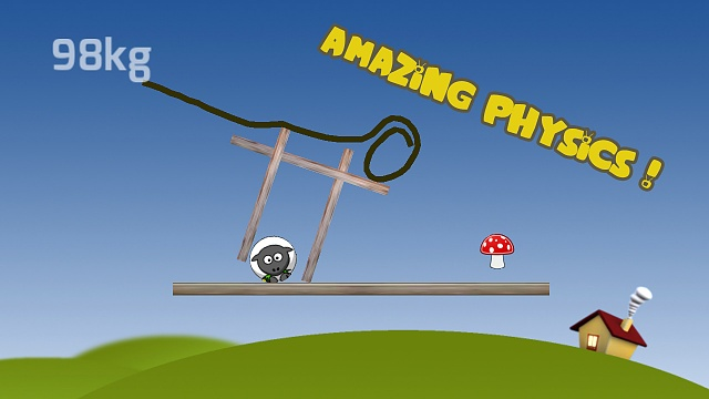 [FREE GAME] Gravity Sheep(Physics game)-screen5.jpg