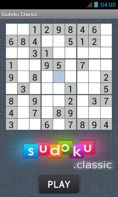 Sudoku classic SC950 [Game]-4.png