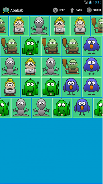 [FREE][GAME] Ababab Sliding Puzzle Lite-screen_006.png