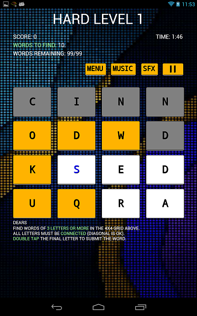 4WORD4 Word Game - just launched - Update FREE version now available-screenshot_2013-02-01-11-53-35.png
