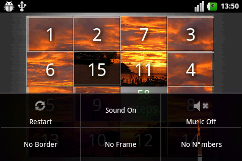 15 Slide Puzzle Lite-main_game_pictures.png