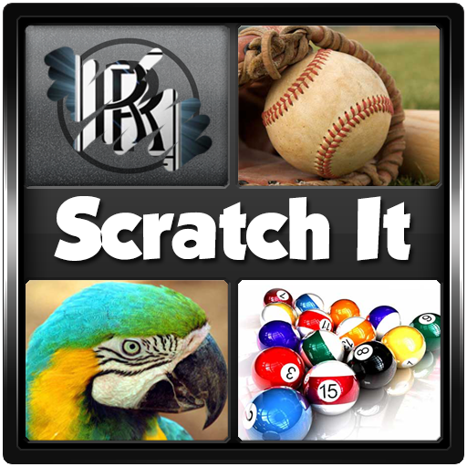 """New Game Alert """"What's the Picture: Scratch It"""" - http://goo.gl/eBXGp-scratch-2.png"""
