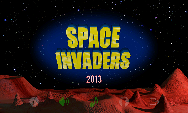 [GAME][FREE] Space Invaders 2013-title.png
