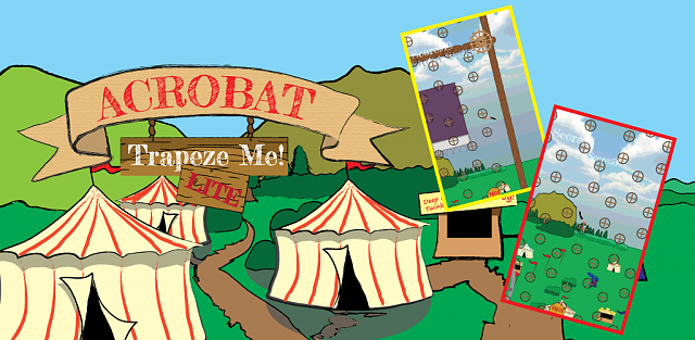 "Acrobat: Trapeze Me! ""You'll rage, and you'll love every second of it.""-big-promo.png"