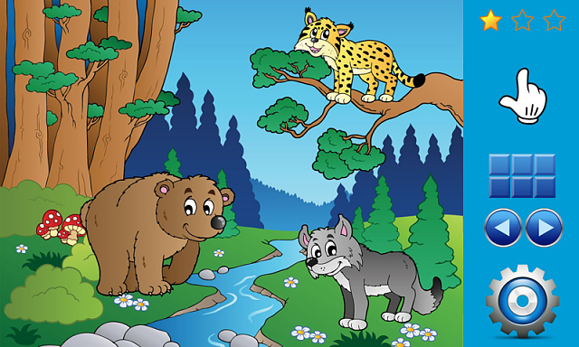 [Game for kids] Funny Animals-forest.png