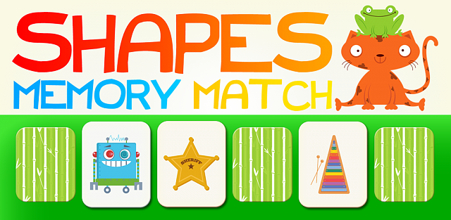 [Free][Kids][Game] Shapes Memory Match Free!-googleplayfeaturegraphic.png