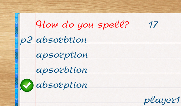 Wellwrite! -English words quiz-tablet4.png