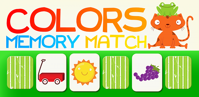 [Free][Kids][Game] Colors Memory Match Free!-googleplayfeaturegraphic.png