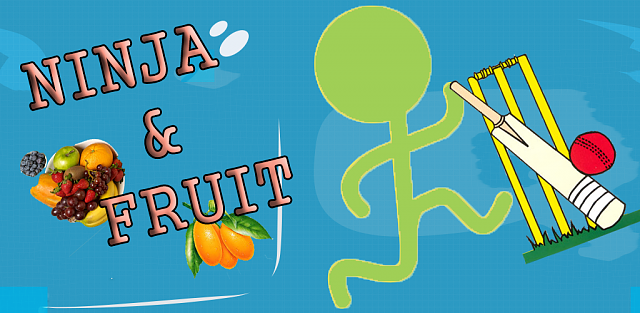[Free][Game]Ninja & Fruit for phones/tablet/kindle-feature-grafic.png